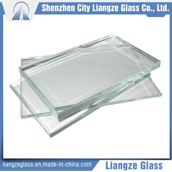 25mm Ultra Clear Float Thick Glass Building Glass pictures & photos