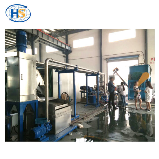 Haisi Extrusion Plastic Modification Compounding Granulator pictures & photos