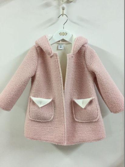 Wholesale Baby Rabbit Ear Style Winter Coat