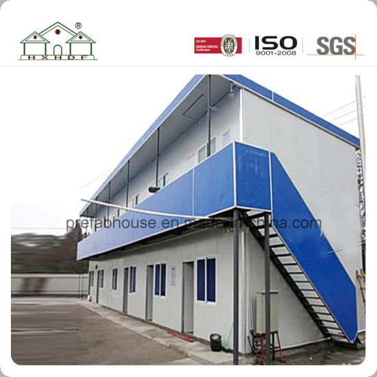 eac3e535446a Factory Customized Well Decoration Modular Prefab Building as  Office Workshop Camp Living House