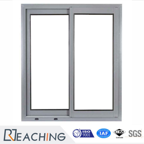 Standard Aluminum Window Gl Sliding With Thermal Break