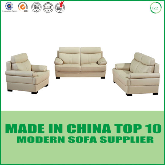 China Modern Leather Sectional Sleeper Sofas Living Room ...