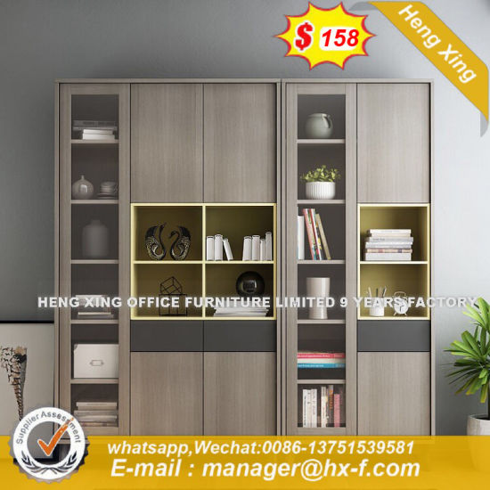 Fashion Style Rustic Wooden Suppliers Home Wardrobe (HX-8ND9500) pictures & photos