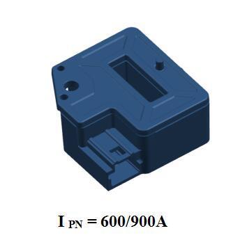 Hall Effect Fuel Cell Current Control Sensor