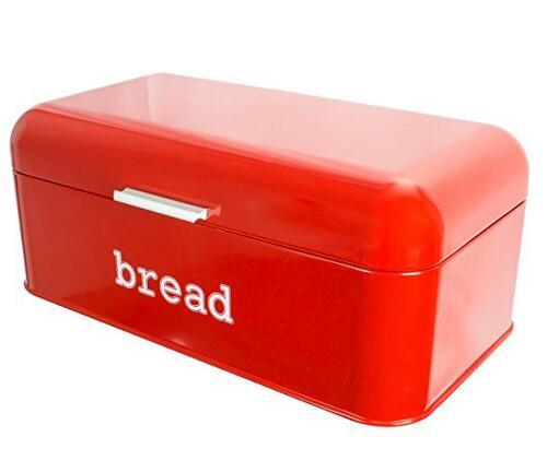 Galvanized Bread Bin Bread Box