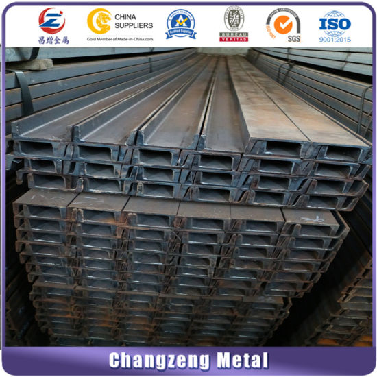JIS Standard Upn Channel Steel Bar (CZ-C109) pictures & photos