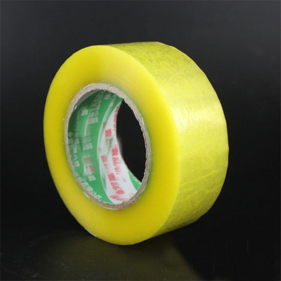 High Adhesive 48mm*100y Hot Product Clear BOPP Tape pictures & photos