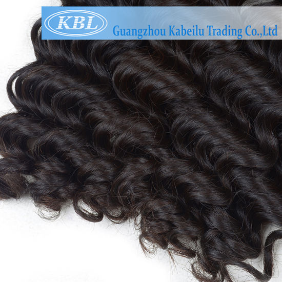 8-30 Inch Large Stock Long Black Curly Cosplay Wig pictures & photos