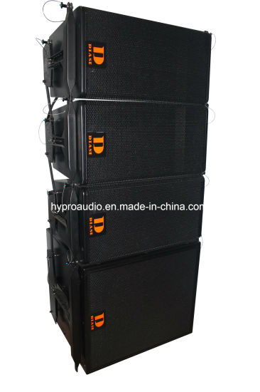KUDO Tri Way Dual 12 Inch Long Throw Pro Audio Line Array