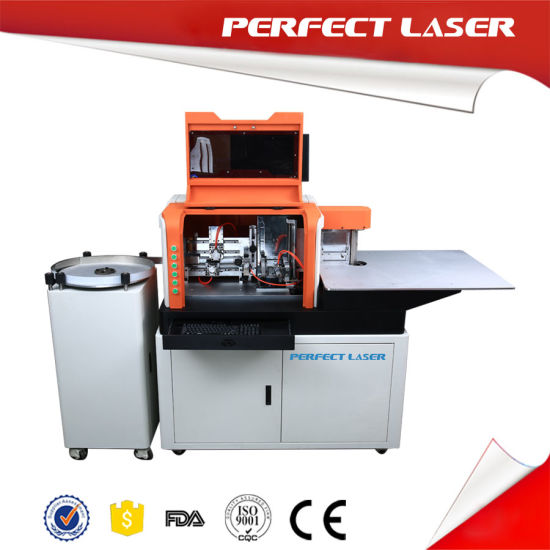 china sign letter lighting cnc channel letter auto bending machine