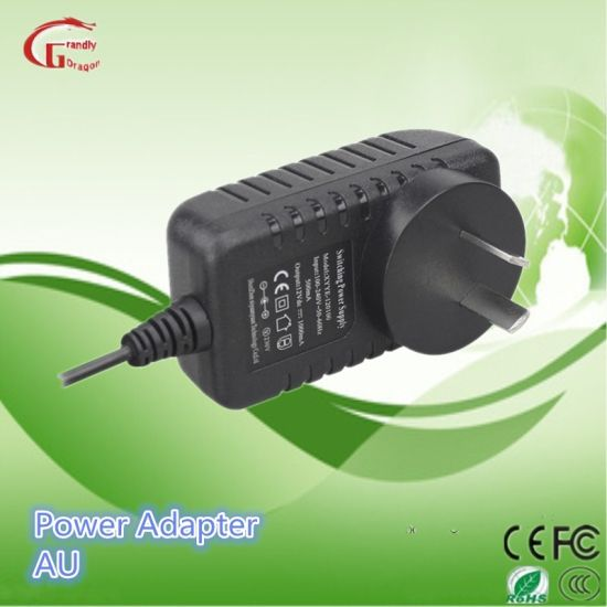 12W 18W 24W 36W CCTV Camera Power Supply Power Adapter Battery Charger