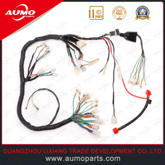 Tremendous China Cg125 Motorcycle Parts Wire Harness Assembly For Cg125 China Wiring Cloud Aboleophagdienstapotheekhoekschewaardnl