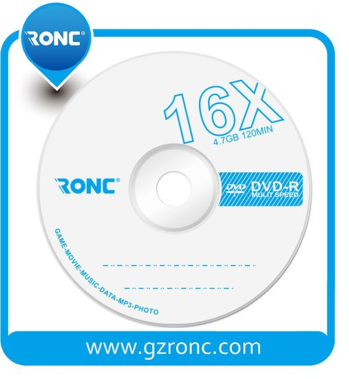 Promotion Cheap Price DVD Blank DVDR with Shink Wrap Pacakge pictures & photos
