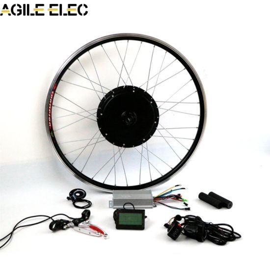 Agile 48V 500W Electric Bike Hub Motor Conversion Kits