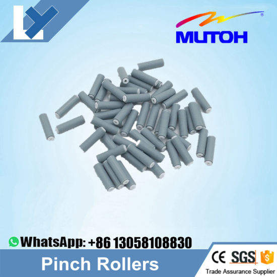 Mutoh Mimaki Paper Pressure Roller for 1624 1204 Rj900 Rj900c Rj1300 Vj1204 Dx5 Pinch Rollers