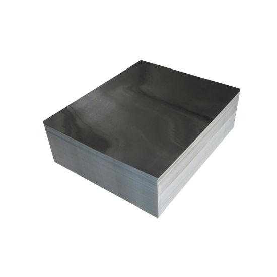 0.25mm 2.8/2.8 SPTE Electrolytic Tinplate Steel Sheet