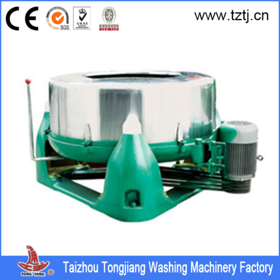 China Clothes/Garment/Fabric Centrifuge Machine Price (SS) with ISO