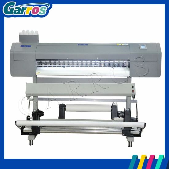 China Best DTG Digital Printer Garros 3D Eco Solvent Inkjet Printer with 1.6m Dx5 Printhead pictures & photos