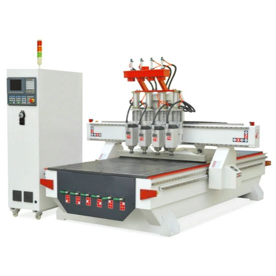 Woodworking CNC Milling Machine for Cabinet pictures & photos