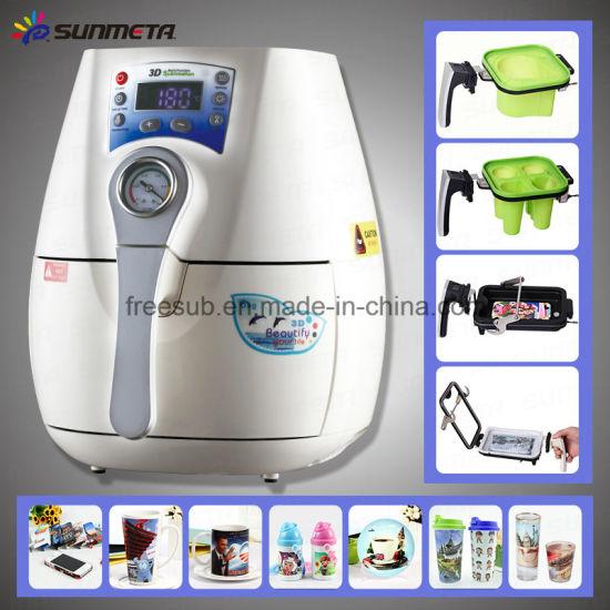 Freesub Mini Vacuum Heat Transfer Printing Press Machine (ST-1520-A)