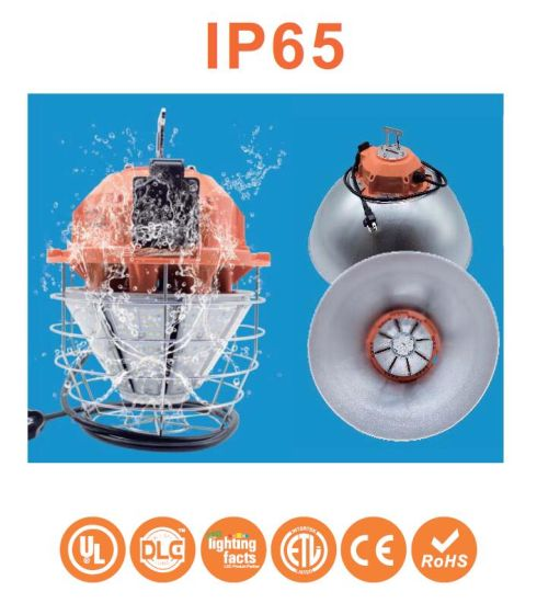 Factory Direct LED Temporary Work Light 100W IP65 Waterproof 15000lm pictures & photos