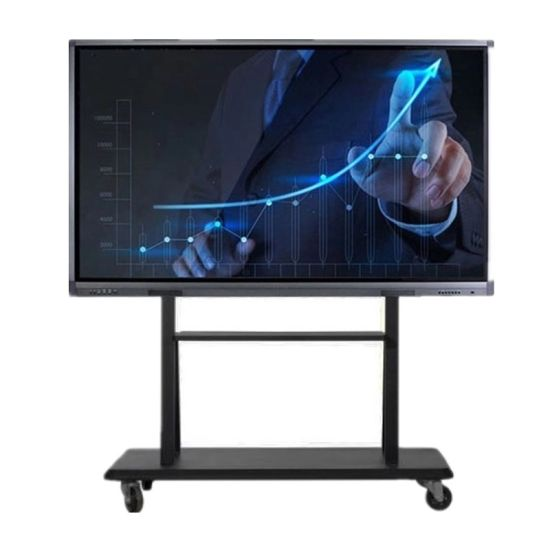 """large size 86""""BOE customize touch screen table (IOS phone projector)"""