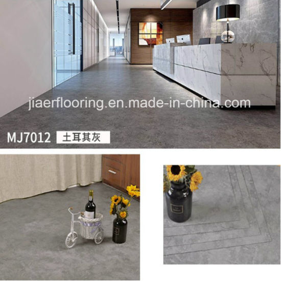 China High Quality Waterproof Lvt Flooring Environmental Pvc Vinyl
