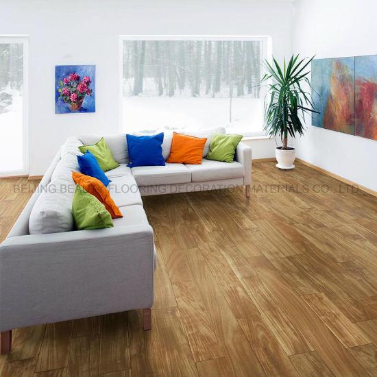 Driftwood Brown WPC Spc Spc Flooring Floating Vinyl Flooring