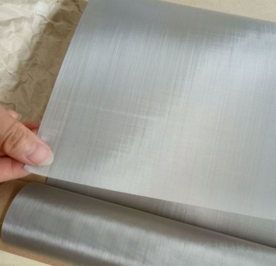 China Stainless Steel Crimped Wire Mesh/Stainless Steel Woven Wire ...