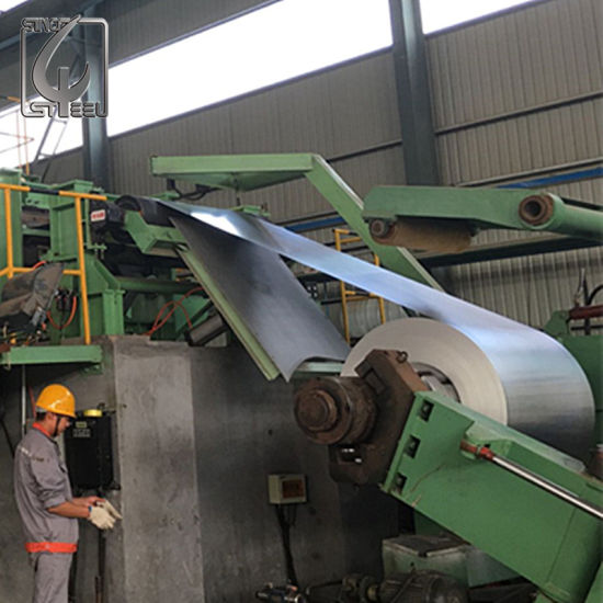 Z275 Cold Rolled Galvanized Steel Coil Gi Sheet Price pictures & photos