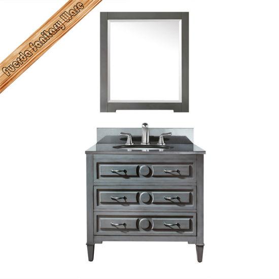 Modern Customized Bathroom Vanity Cabinets Sets