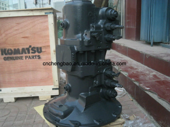 Hitachi Volvo Cat Hyundai Excavator Hydraulic Main Pump for Komatsu pictures & photos