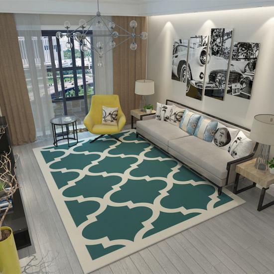 Print Living Room Carpet 200 250 Cm