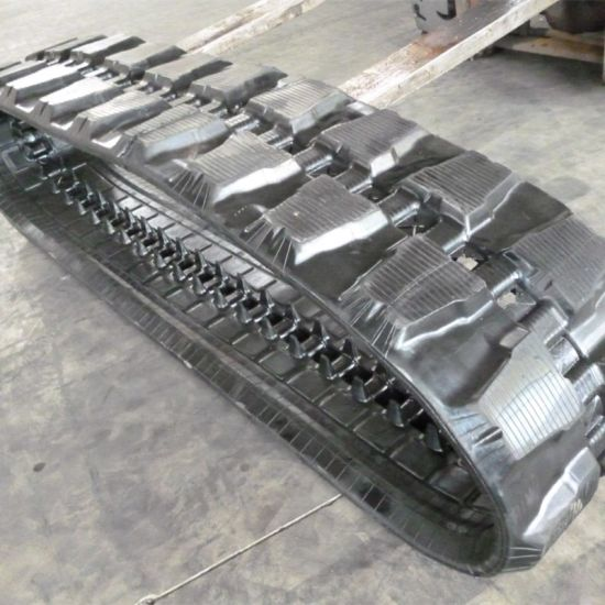 Takeuchi Tl12 Tl150 Tl240 Rubber Track 450*100*55 for Loader pictures & photos