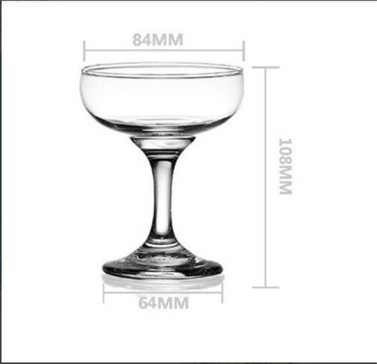 New Luxury Scented Candle in Crystal Glass Goblet Cup Set of Two with Silver Gift Window Box Packing pictures & photos