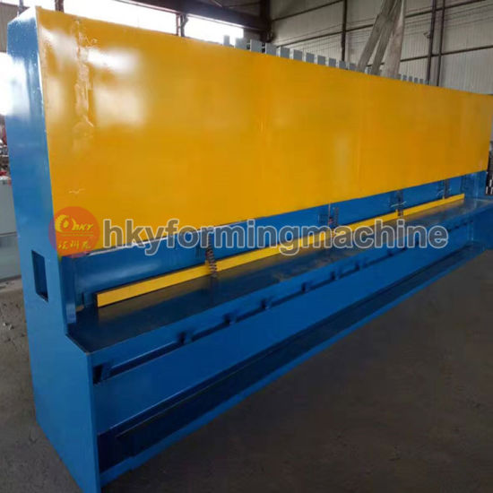 Hot Sale Hydraulic and Automatic Shearing Machine pictures & photos