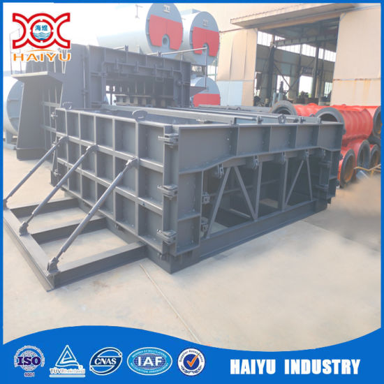 Haiyu Industry Precast Concrete Box Culverts for Stormwater and Bridge
