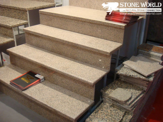 Granite Stair Steps for Indoor (ST013) pictures & photos