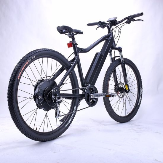 Whole Sale 2018 New Style Alloy Aluminum Mountain Liuthium Electric Bicycle pictures & photos