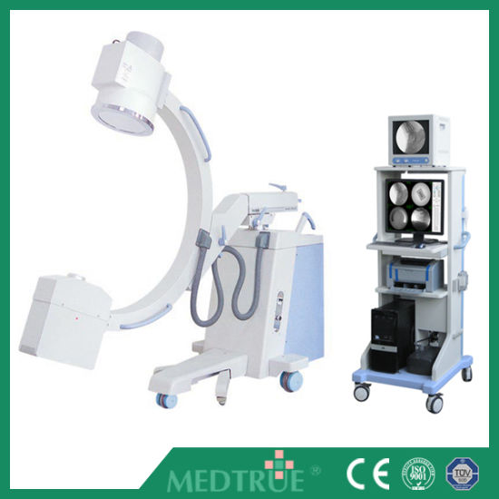 CE/ISO Approved Medical High Frequency Mobile Digital C-Arm System (MT01001172)