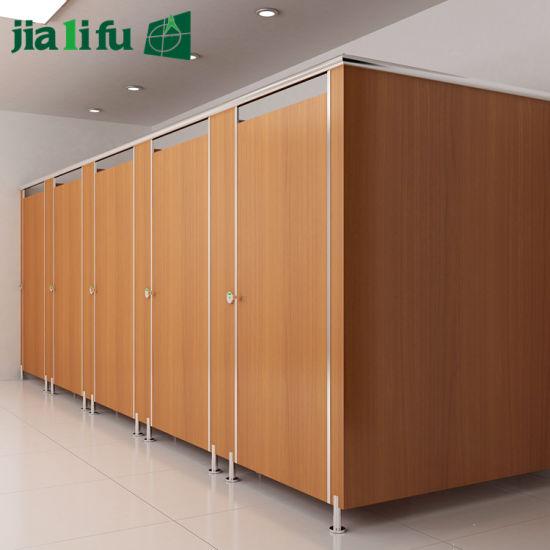 China Factory Phenolic Hpl Panel Toilet Door China