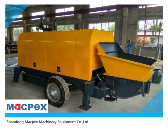 Putzmeister Concrete Pump for Sale From China