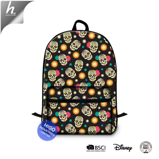 Canvas Mochilas for Traveling Branded School Bag at Lowest Price