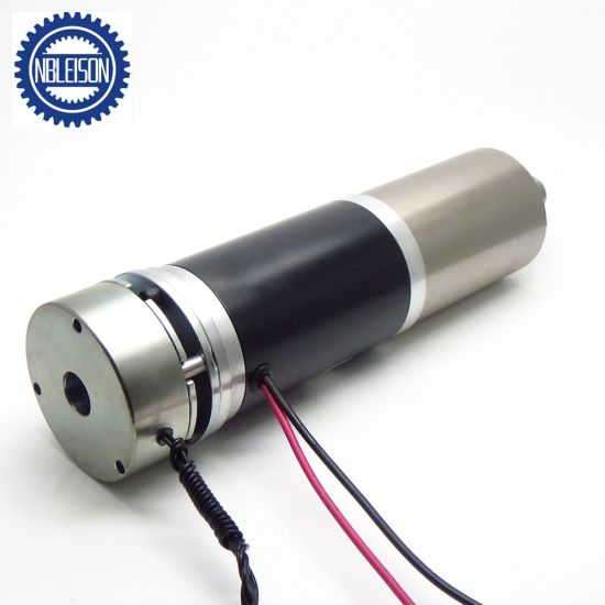 56mm 20n. M High Torque Low Rpm 12V 24V DC Planetary Geared Motor pictures & photos
