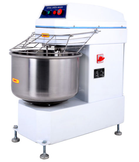 Stainless Steel Dough Spiral Mixer with Ce