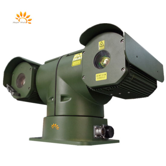 Vehicle Mounted HD IR Laser Camera CCTV System