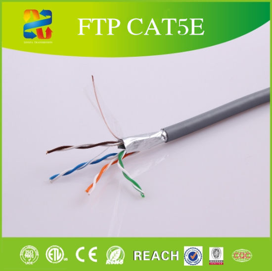 UTP Cat5e Ethernet Cable (UTP Cable) pictures & photos
