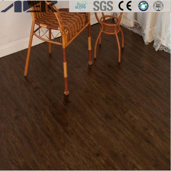 China Waterproof 2mm Thickness Self Adhesive Vinyl Floor Tiles