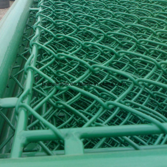 Wire Mesh Chain Link Fence Mesh for Export pictures & photos