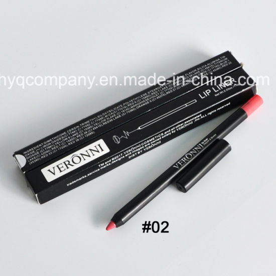 Fashion Cosmetic Veronni 13colors Lip Liner Pencil Waterproof Lipliner pictures & photos